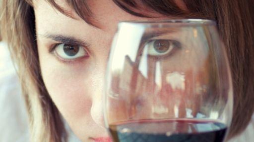 Alkoholio žala akims