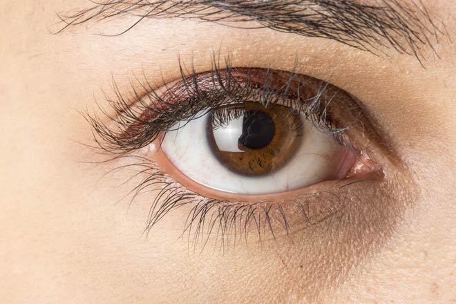 Rudų akių išskirtinumai
