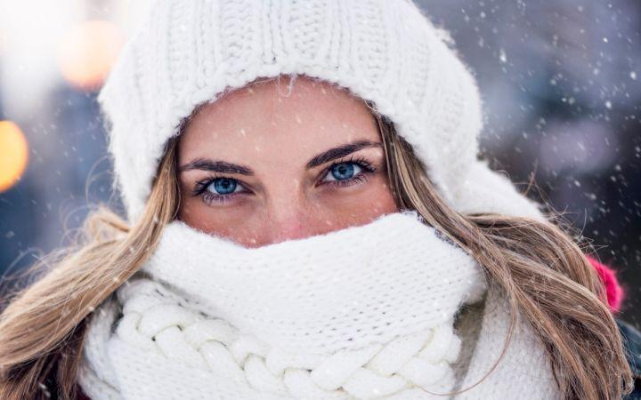 Kaip apsaugoti akis šalčių metu?