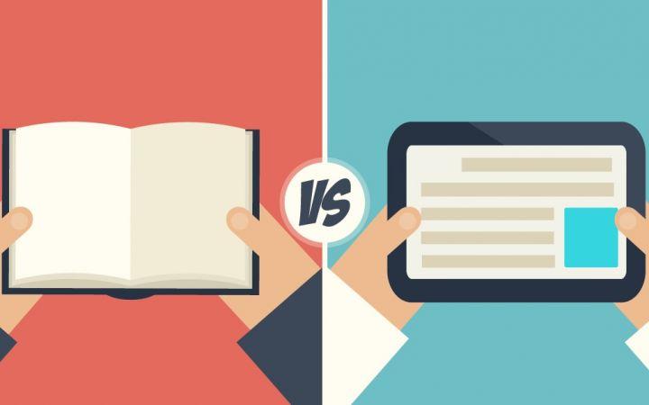 Elektroninės knygos ir jų poveikis mūsų akims