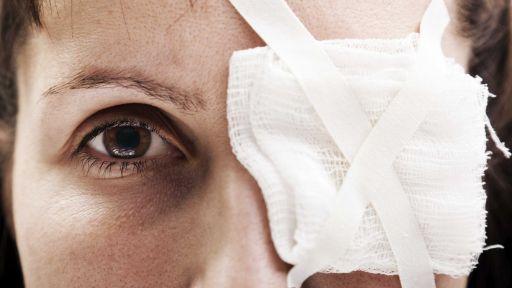 Akies traumos: dažniausi jų tipai bei patarimai, ką daryti joms įvykus