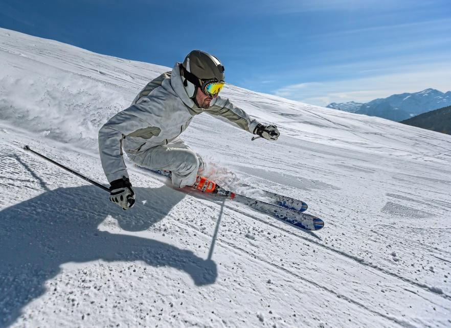 Regos korekcijos nauda žiemos sporto mėgėjams