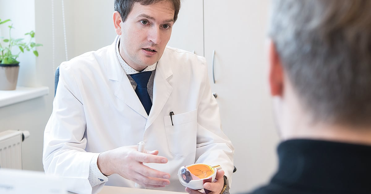 Keratokonusas – sunkiai diagnozuojama, tačiau efektyviai gydoma akių liga